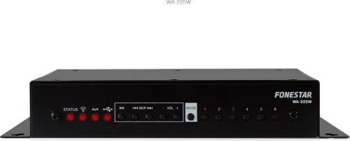Fonestar WA-225W - Audio wifi amplifier
