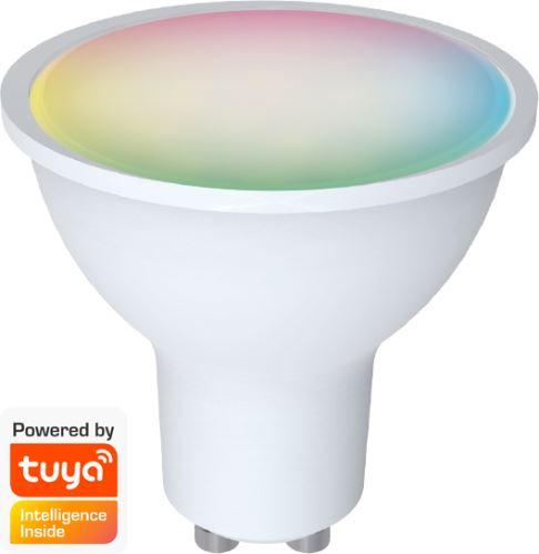 Denver SHL-450 - Inteligentné žiarovka Wi-Fi RGB GU10