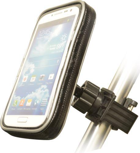 BIGBEN BIKEHOLDER - Držiak na bicykel pre mobilné zariadenia