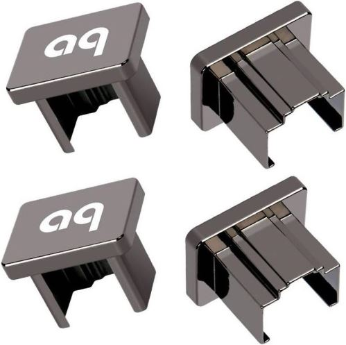 AudioQuest RJE NOISE STOPPER CAPS - set 4 kusy