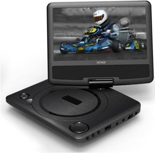 Denver MT-783NB - Prenosný DVD prehrávač