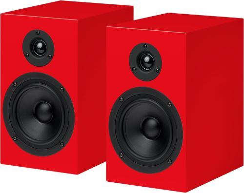 Pro-Ject SPEAKER BOX 5 - red