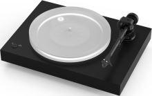Pro-Ject X2 Satin Black + 2M-Silver