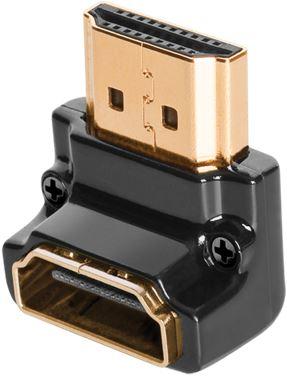 AudioQuest úhlový adaptér HDMI - dolů