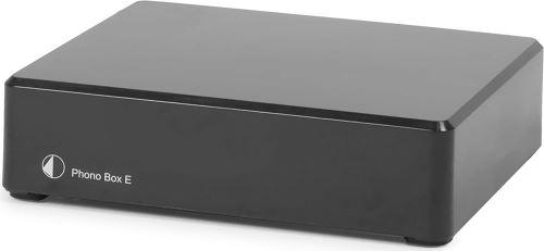 Phono Box E black - predzosilňovač pre MM prenosky - čierny