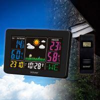 Denver WS-540 Black - meteorologická stanica