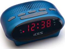 Lenco ICR-210 Blue - Rádiobudík