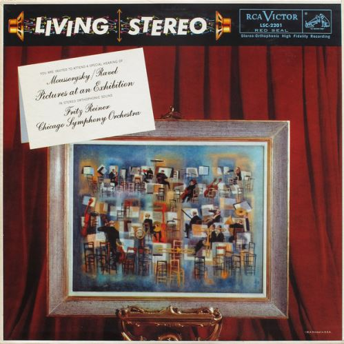 Moussorgsky/Ravel - Pictures At An Exhibition