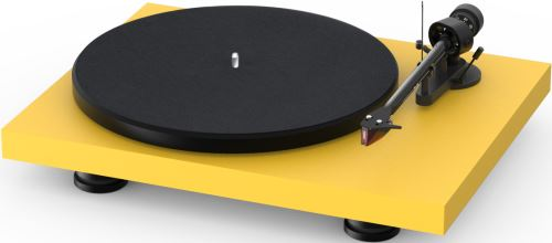 Pro-Ject DEBUT CARBON EVO - Satin Golden Yellow