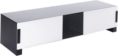 Bilt 1400W2 - 36573- 2 policový stolík biely