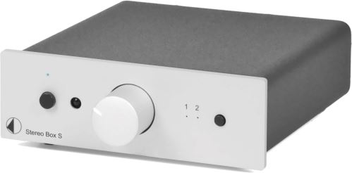 Pro-ject A / D Phono Box S silver