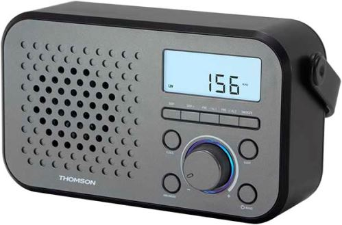 Thomson RT300 - Prenosné rádio, FM / AM / LW
