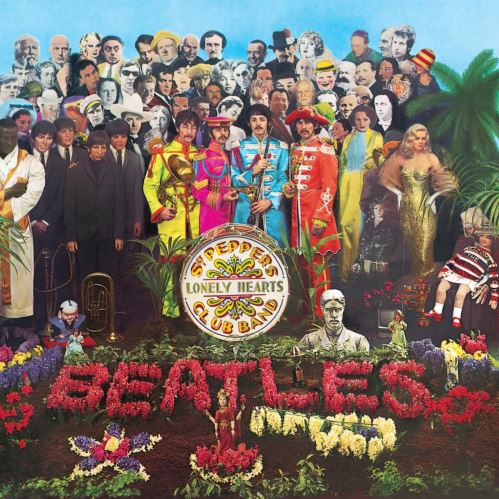 LP Sgt. Pepper 's Lonely Hearts Club Band Edition