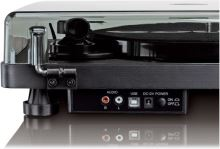 Lenco L 30 - gramofón s USB výstupom čierny