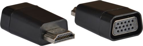 AQ KV107 - adaptér HDMI samec - VGA (D-SUB) samice