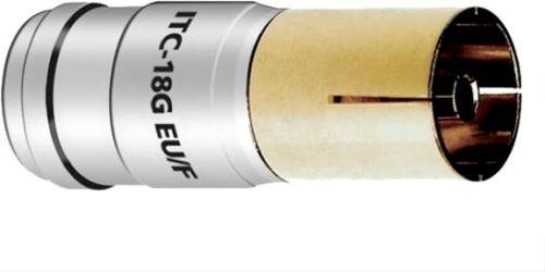 Audioquest konektor anténový samica pre kábel 18 AWG ITC-18G EU / COAX-F50