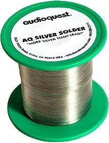 Audioquest Silver Solder - spájkovacie drôt (1 / 4libra)