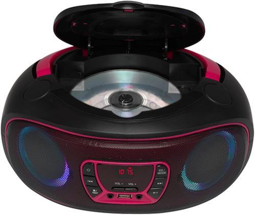 Denver TCL-212BT - Boombox s Bluetooth s FM rádiom