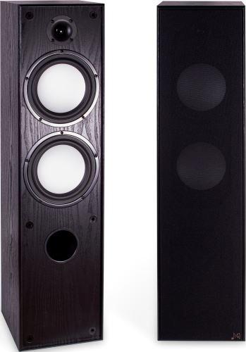 AQ Tango 98 čierna, Stĺpovky