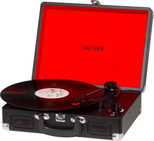 Denver VPL-120 - Prenosný gramofón