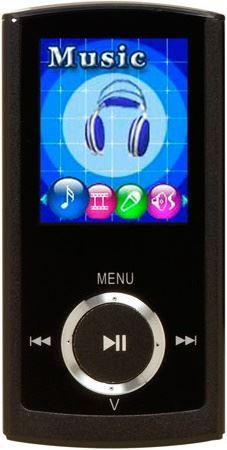 Denver MPG-4048BLACK NRSD - MP3 prehrávač s Micro SD kartou