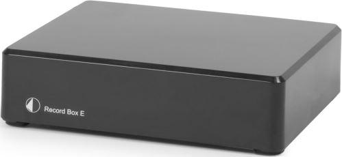 Project Record Box E black