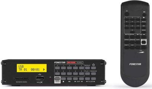 Fonestar FS-2909 - Profesionálny USB / SD mini prehrávač