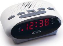 Lenco ICR-210 White - Rádiobudík