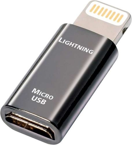 AudioQuest adaptér micro USB na Lightning