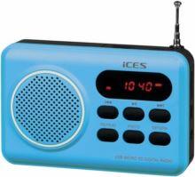 Lenco ICES IMPRO-112 Blue