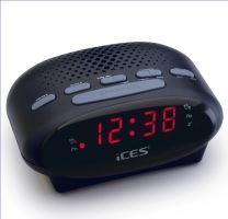 Lenco ICR-210 Black - Rádiobudík