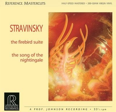 Stravinsky - The Firebird Suite / The Song Of The Nightingale