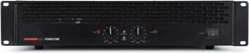 Fonestar SA-204 - Stereo power amplifier 2x150W