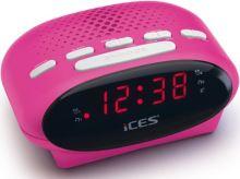Lenco ICR-210 Pink - Rádiobudík