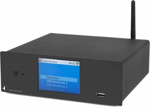 Project Stream Box DS net Black