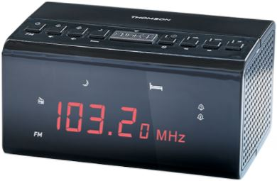 Thomson CR50 - rádiobudík