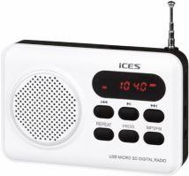 Lenco ICES IMPRO-112 White