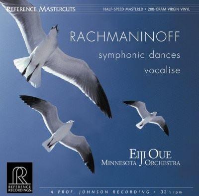 LP Rachmaninoff - Symphonic Dances